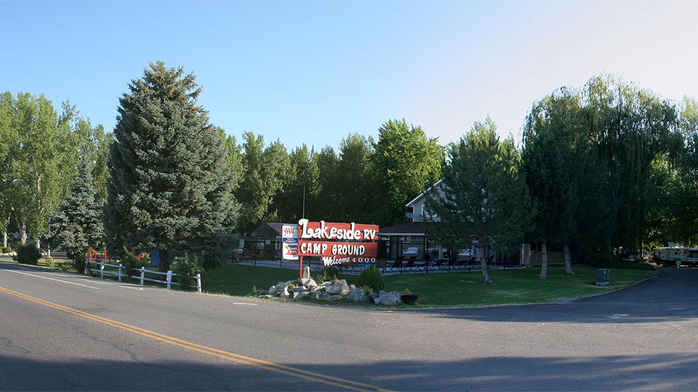 Salt Lake City Golf >> Lakeside RV & Campground